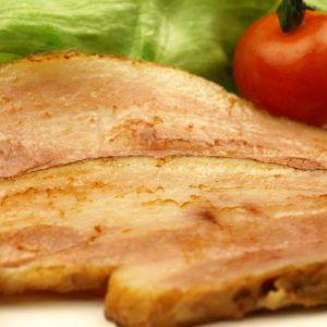 Bacon- ba rọi xông khói